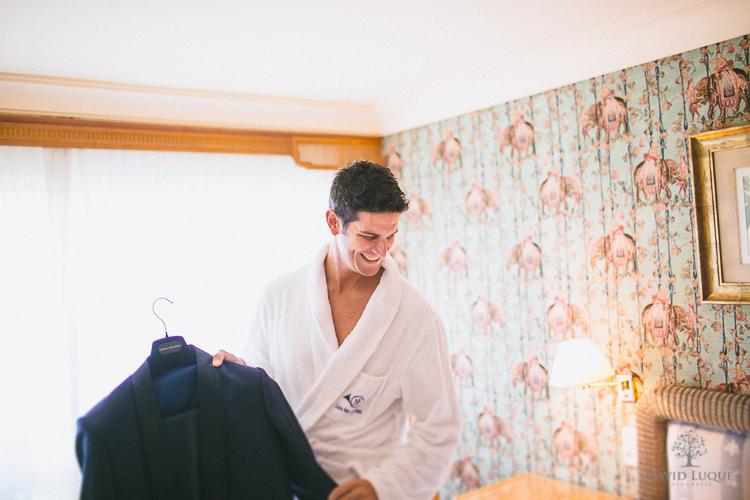 boda hotel los Monteros Marbella