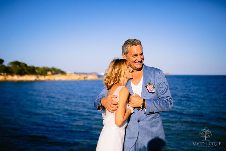 Wedding in Ibiza babylon beach