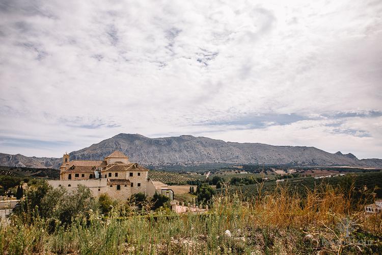 convento de la magdalena antequera