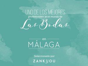 Mejores fotografos de bodas en Malaga