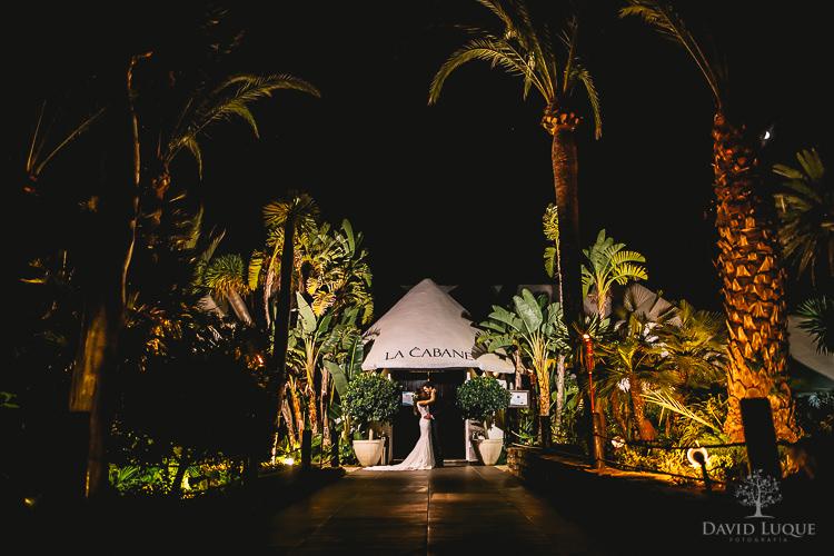 wedding la cabane marbella