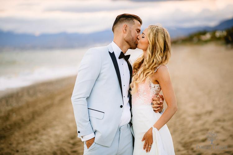 Wedding in Los Monteros Hotel